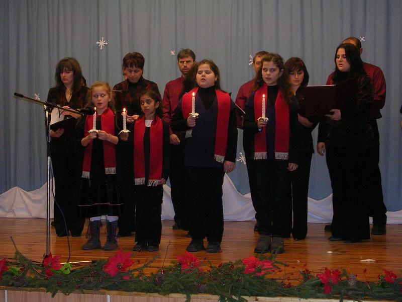 Vianočná oslava 2009